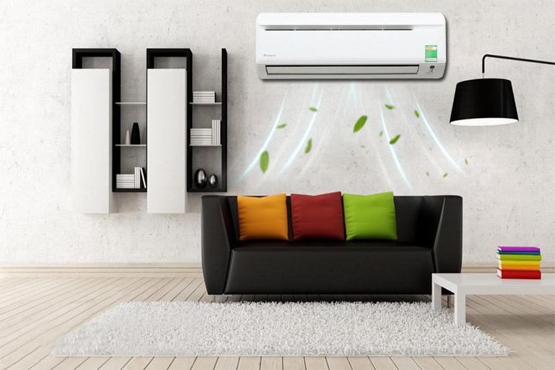 Máy lạnh - điều hòa Toshiba 2.5 HP RAS-H24U2KSG-V phù hợp với nhiều không gian sử dụng