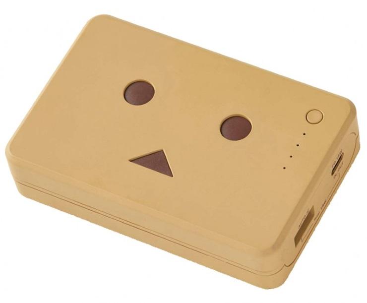 Pin sạc dự phòng Cheero Power Plus Danboard CHE-096 (10050mAh) Brown