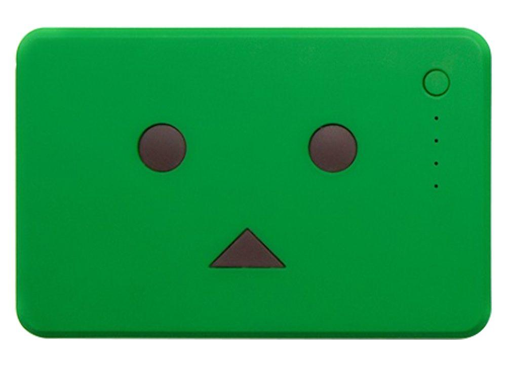 Pin sạc dự phòng Cheero Power Plus Danboard CHE-096 (10050mAh) green