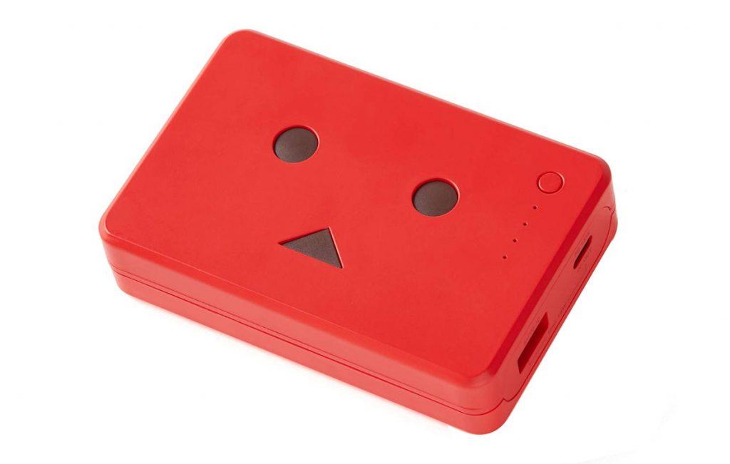 Pin sạc dự phòng không dây Cheero Power Plus Danboard CHE-096 đỏ