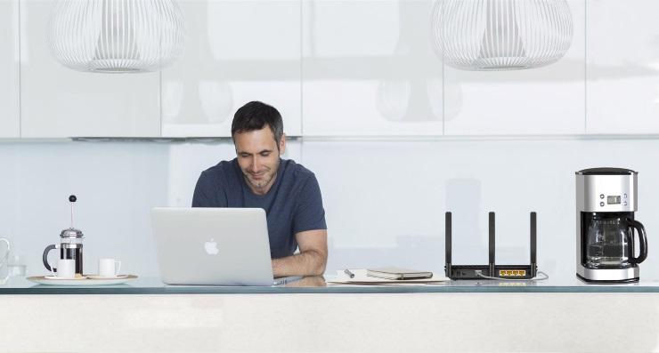 Router Wifi TPLink Archer C2300