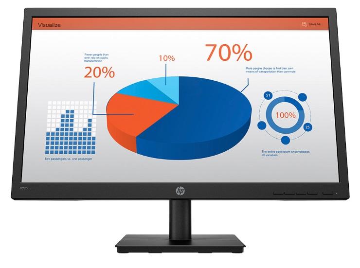Màn hình LCD HP 22 inch V220 GX382AA