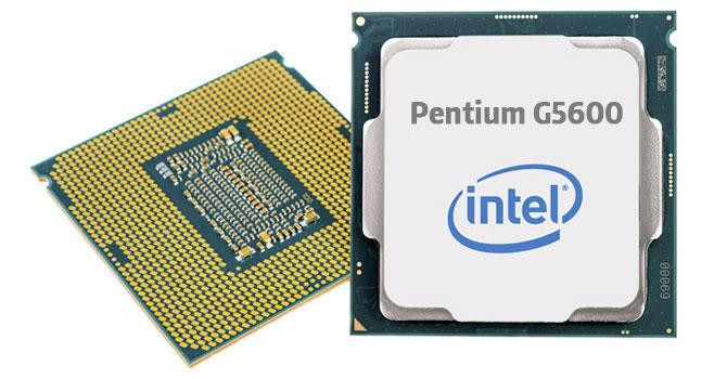 bộ vi xử lý - CPU Pentium G5600 (3.9GHz)