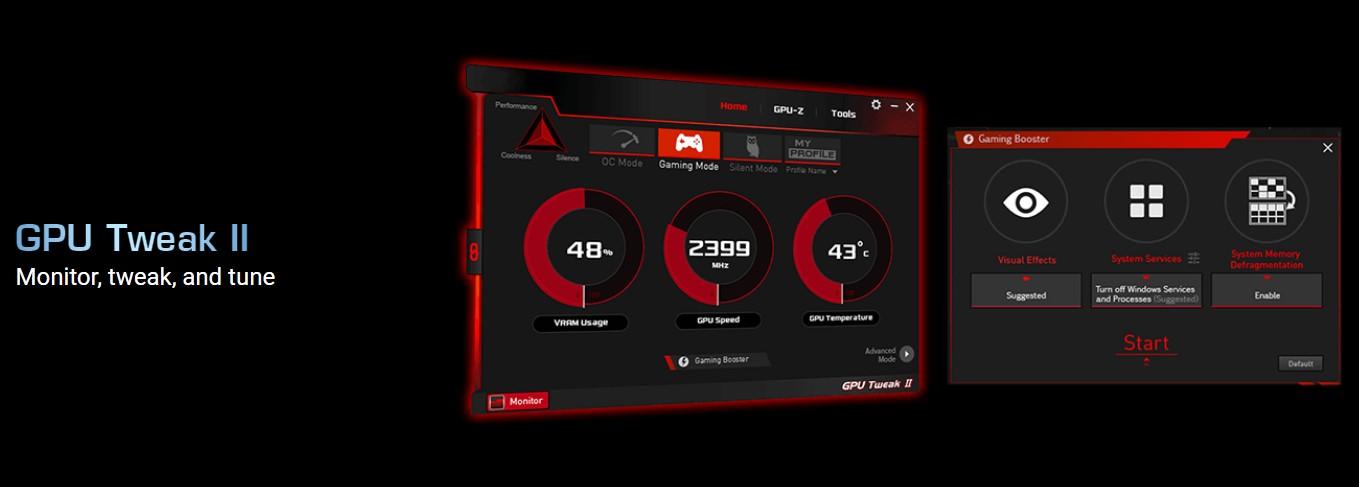 ASUS GeForce GTX 1650 4GB GDDR5 DUAL