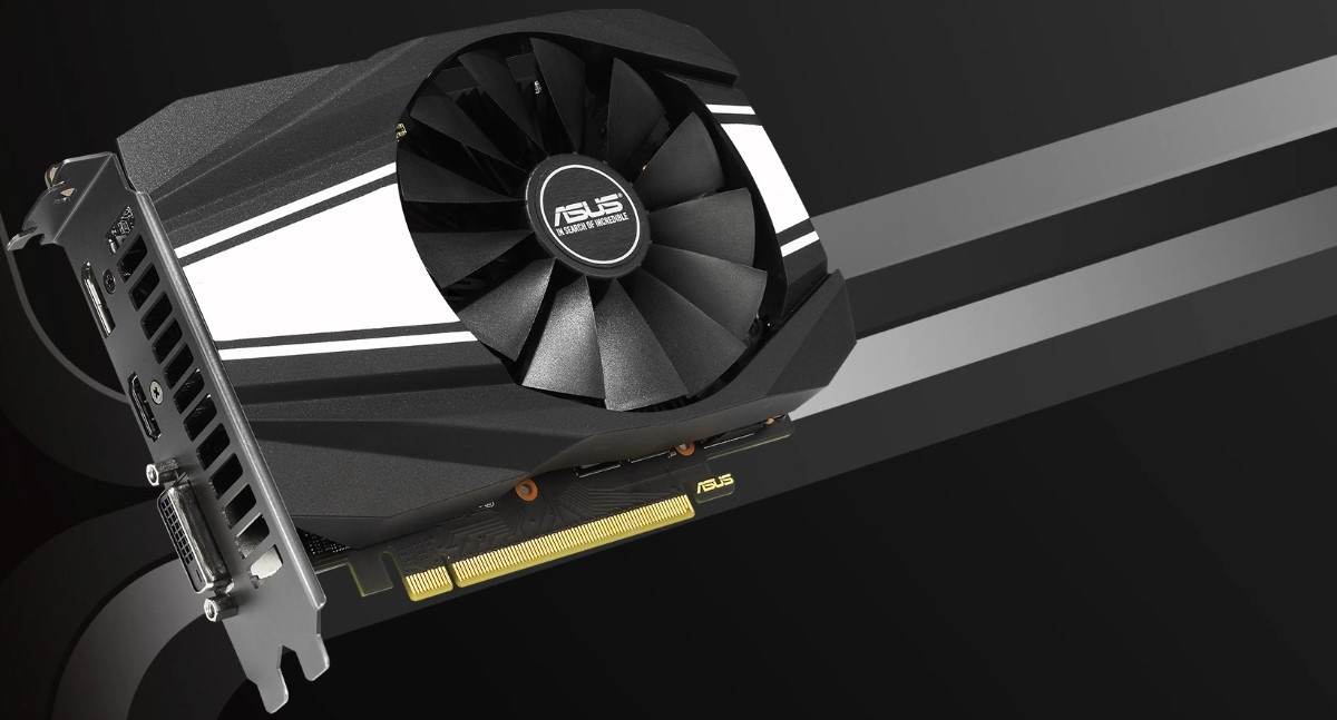 ASUS GeForce GTX 1660 6GB GDDR5 Phoenix