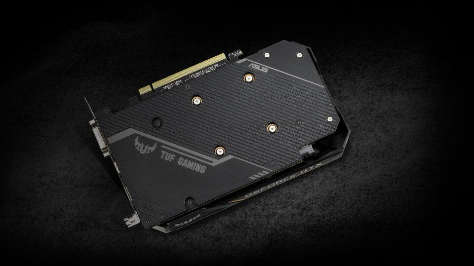 ASUS GeForce GTX 1660 6GB GDDR5 TUF