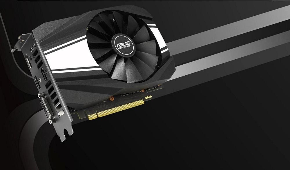 ASUS GeForce GTX 1660Ti 6GB GDDR6 Phoenix_1