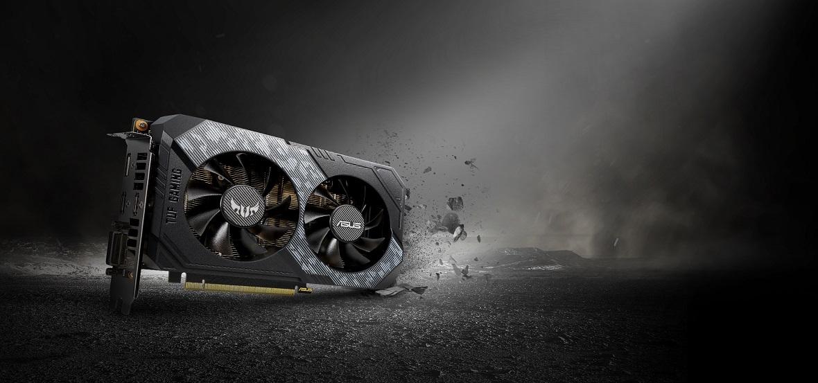 ASUS GeForce RTX 2060 6GB GDDR6 TUF OC