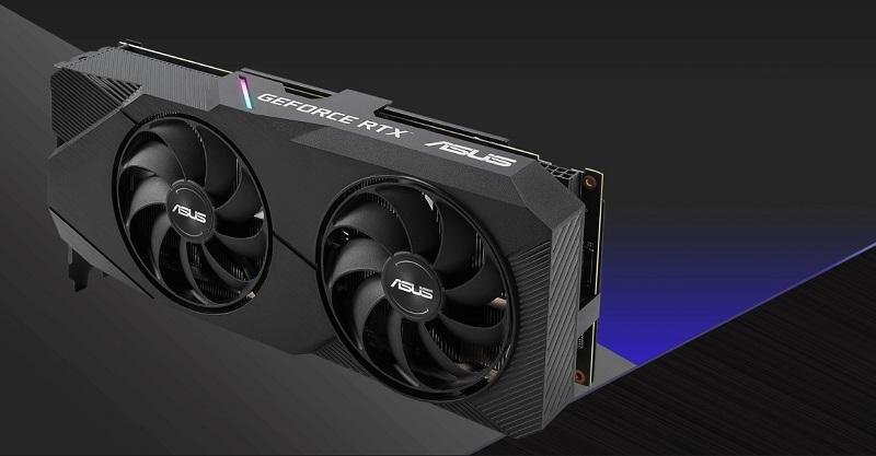 ASUS GeForce RTX 2070 8GB GDDR6 DUAL EVO Advanced
