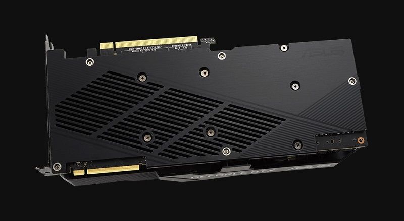 ASUS GeForce RTX 2080 8GB GDDR6 DUAL EVO Advanced