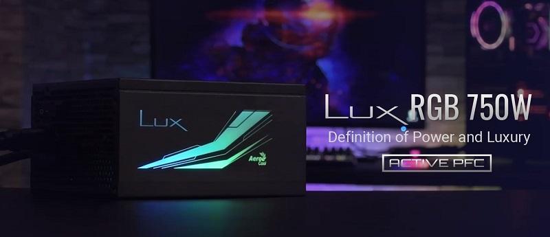 Aerocool LUX RGB 750W