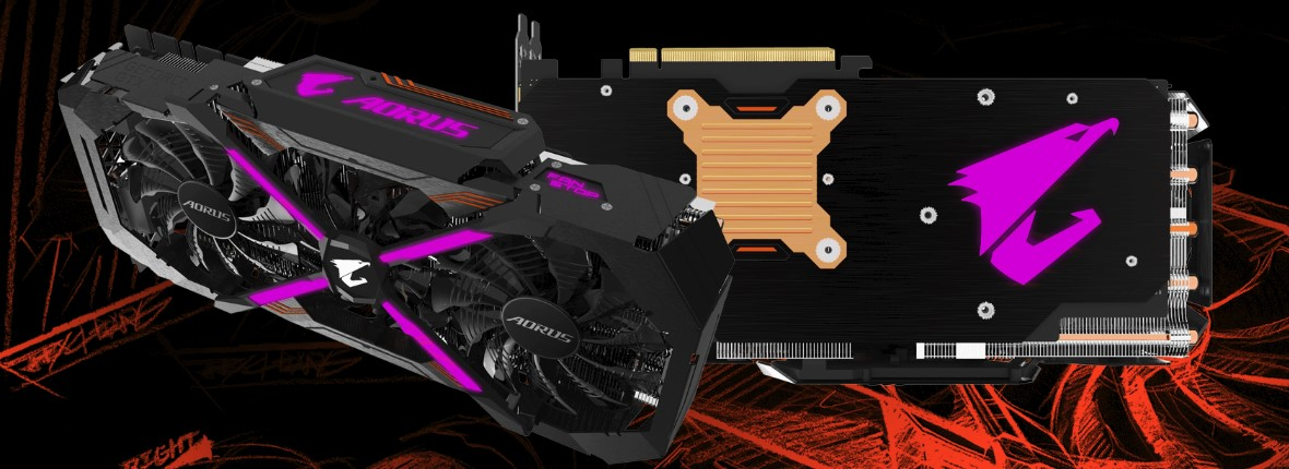 GIGABYTE GeForce GTX 1080Ti 11GB GDDR5X AORUS Xtreme