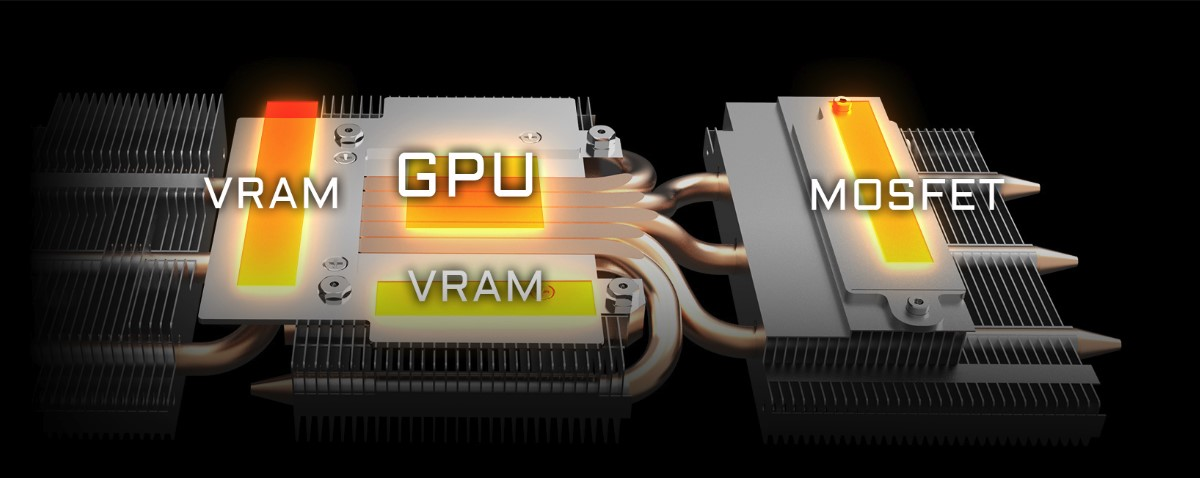 GIGABYTE GeForce GTX 1660Ti 6GB GDDR6 AORUS