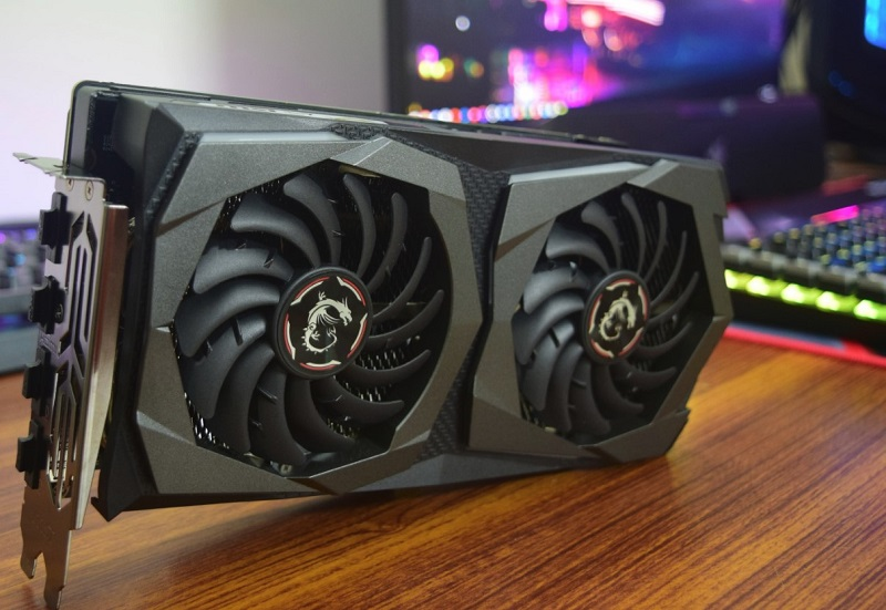 MSI RTX 2060 Gaming (wccftech)