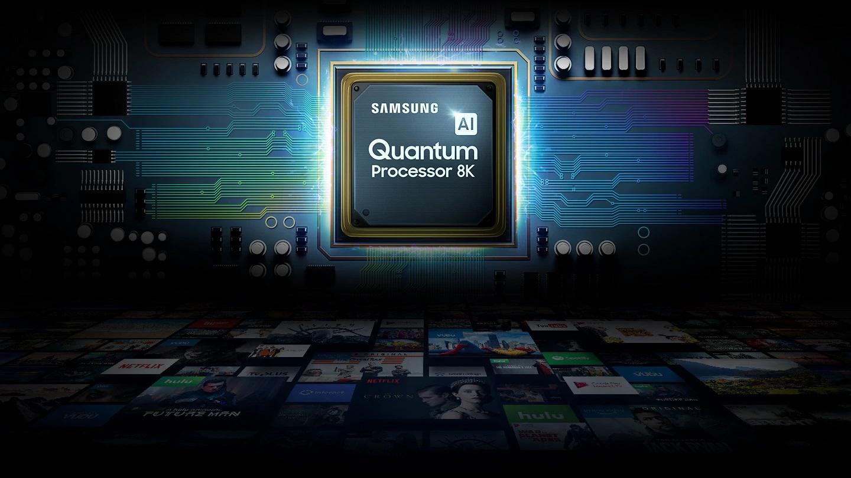 bộ xử lýQuantum Processor 8K cao cấp nhất của hãng