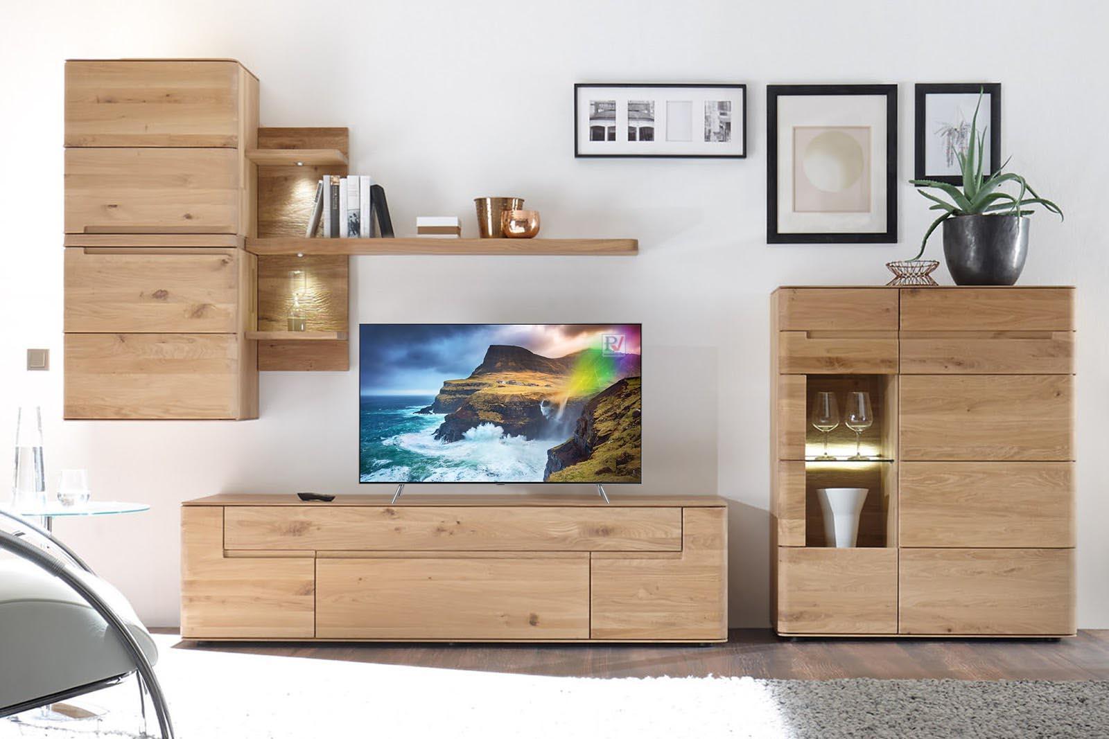 Smart Tivi Qled Samsung 4K 55 inch QA55Q75RAKXXV với thiết kế đẹp mắt sang trọng