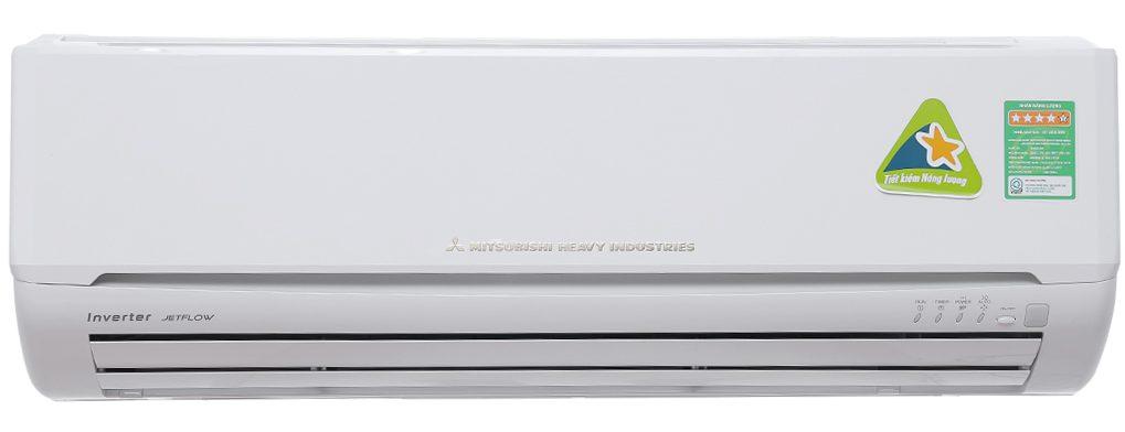 Máy lạnh 1 chiều Mitsubishi Heavy Inverter SRK/SRC10YL-S5 thiết kế sang trọng phù hợp với mọi không gian sử dụng