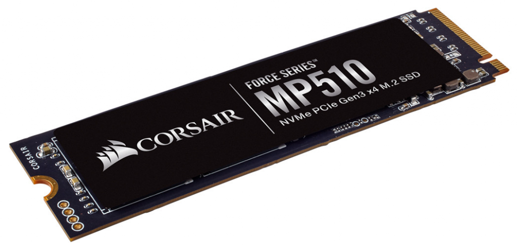 ổ cứng SSD Corsair Force MP510 M.2 2280 480GB NVMe