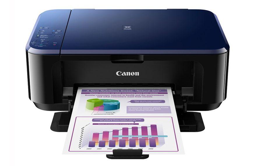 Máy in Canon Pixma E560 được người sử dụng tin tưởng và lựa chọn