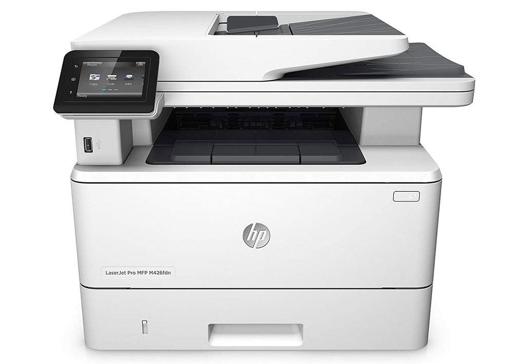 Máy in laser trắng đen HP Pro MFP M426fdn (F6W14A)