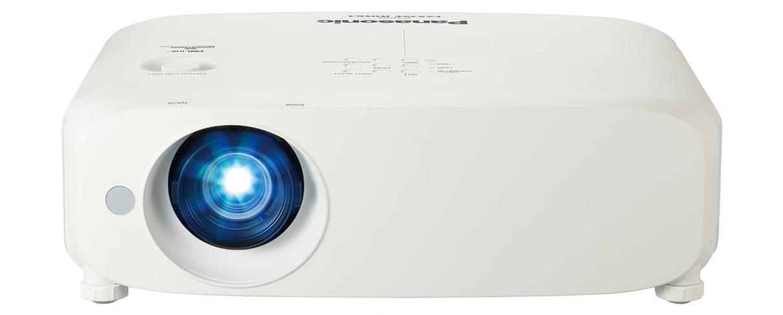 Máy chiếu Panasonic PT-VX615n thiết kế đẹp mắt sang trọng