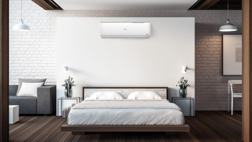Máy lạnh - điều hòa Casper 1.5 HP EC-12TL22 thiết kế sang trọng phù hợp với mọi không gian sử dụng