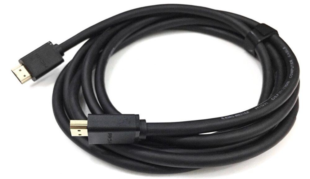 Cáp HDMI Kingmaster 1.4V (3m) KH402