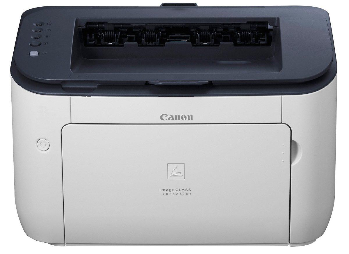 Máy in laser trắng đen Canon LBP 6230DN thiết kế đẹp phù hợp