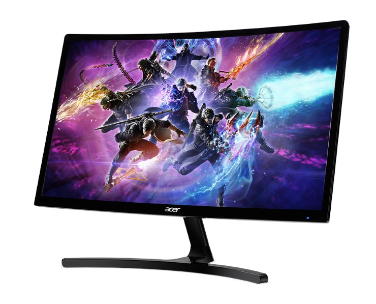 màn hình cong gaming ACER 24 inch ED242QRA