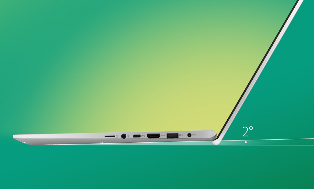 Laptop Asus VivoBook A512FA-EJ117T (i3-8145U) (Bạc) -4