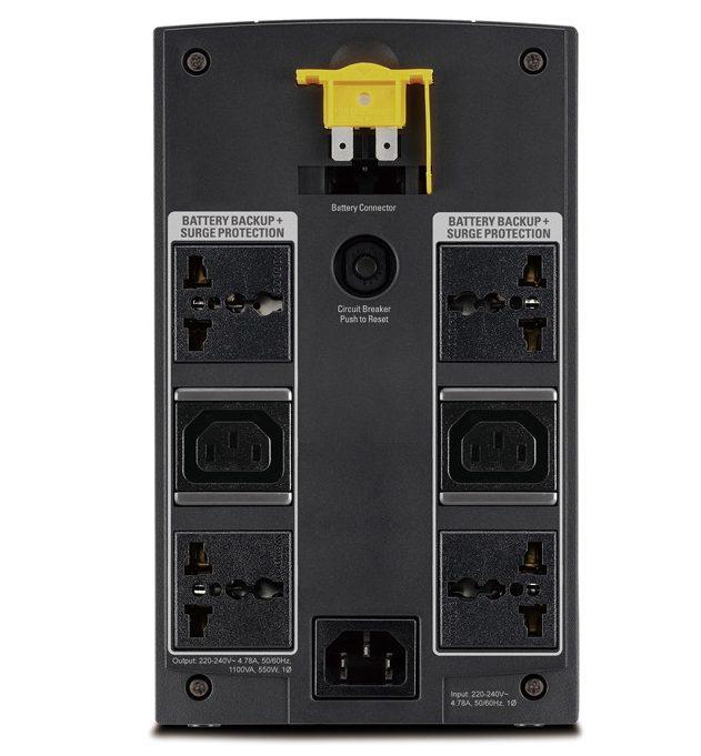 Bộ lưu điện/ UPS APC BX1100LI-MS 1100VA -2