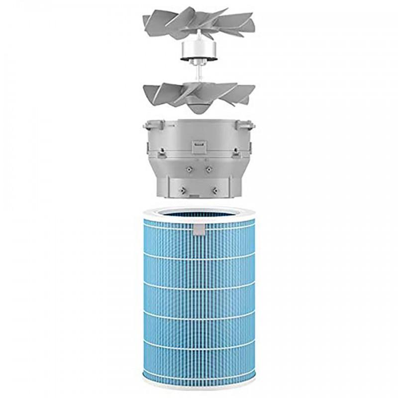 Máy lọc không khí (AIR PURIFIER) XIAOMI MI 2S (FJY4020GL) (Trắng) -3
