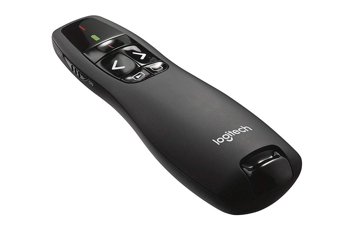 Thiết bị trình chiếu Logitech R400 -2