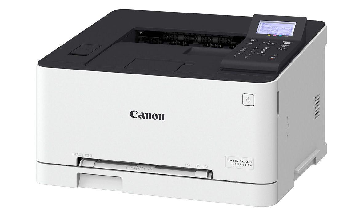 Máy in Laser màu Canon LBP611CN -3