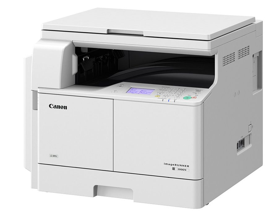 Máy in laser trắng đen Canon A3 IR2006N -2