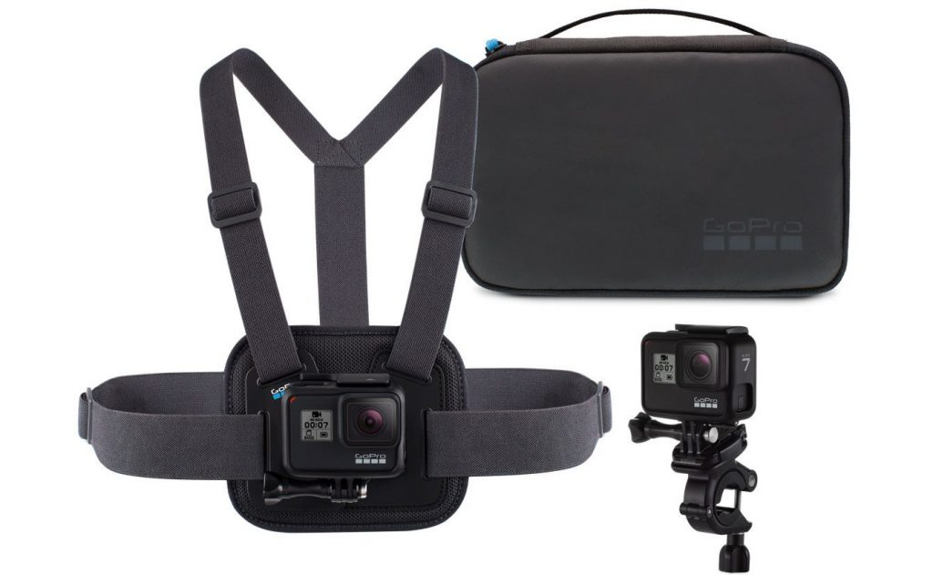 Bộ Phụ Kiện GoPro Sport Kit (Accessory Kit, camera not include) (AKTAC-001)