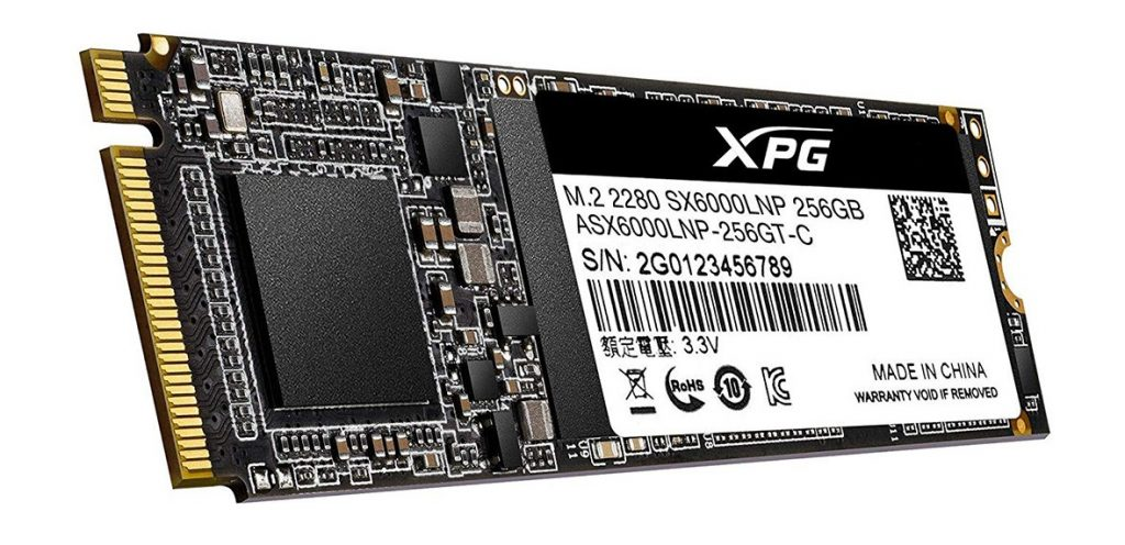 SSD ADATA SX6000 LITE 256GB