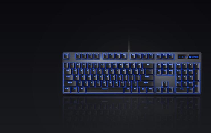 bàn phím cơ Rapoo Gaming V805