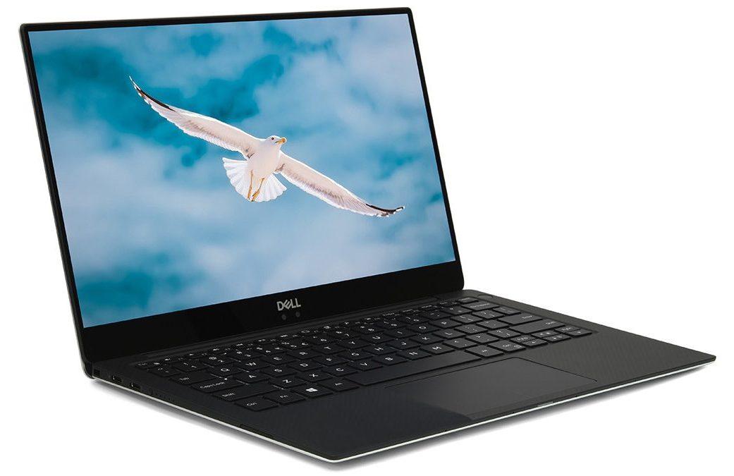 Laptop Dell XPS 13 9370-70170107 (I5-8250U) (Bạc) -2