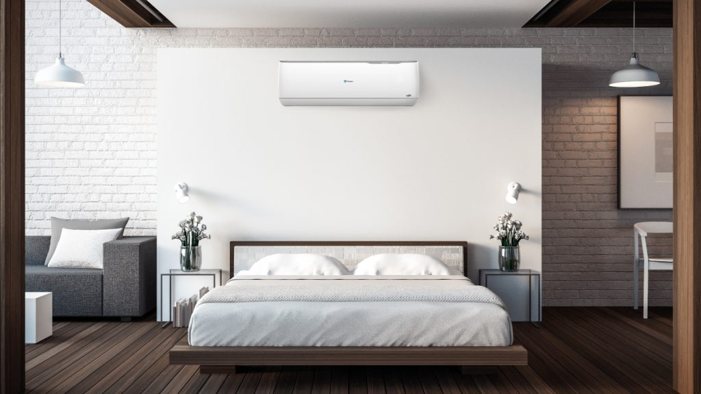 Máy lạnh 1 chiều Casper Smart-Wifi GC-12TL22