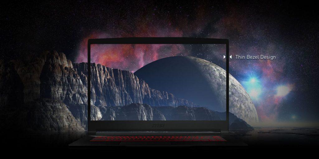 Laptop MSI GF63 8SC-022VN (i7-8750H)