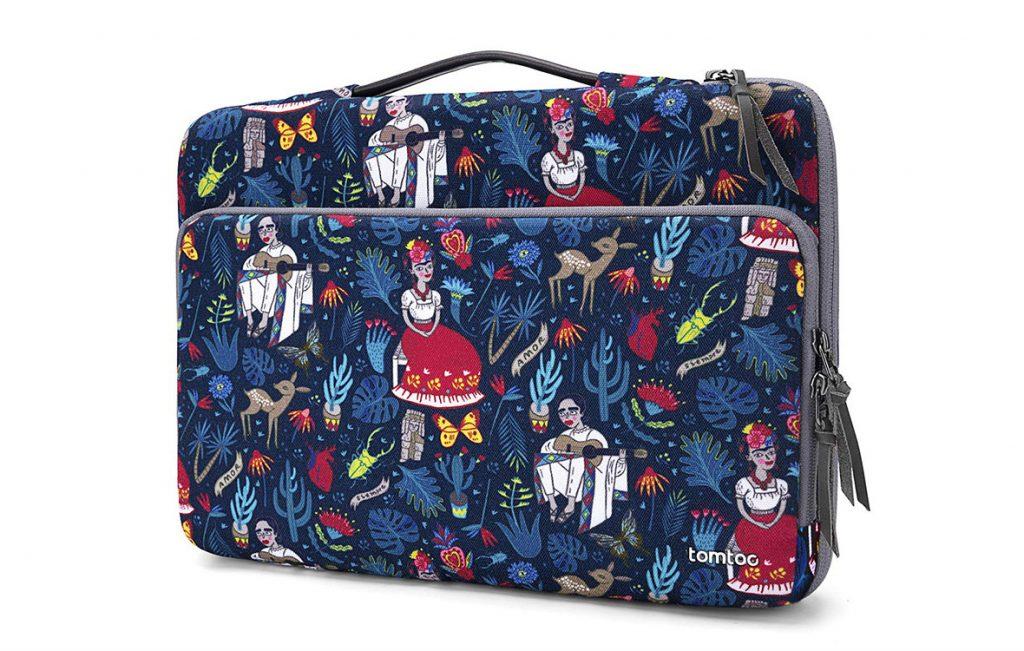 Túi chống sốc TomToc 13 inch A14-B02DL (Dazzling blue)