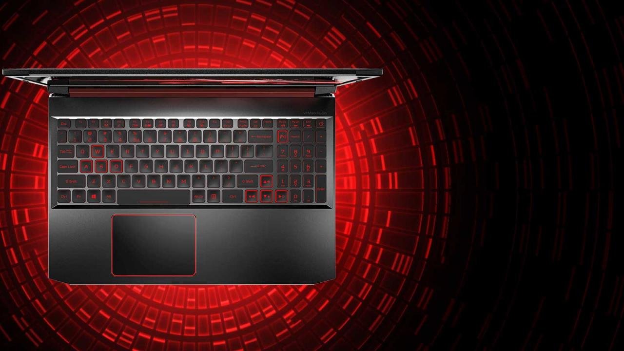 Overview Laptop Acer Nitro 5 AN515-54-784P-8