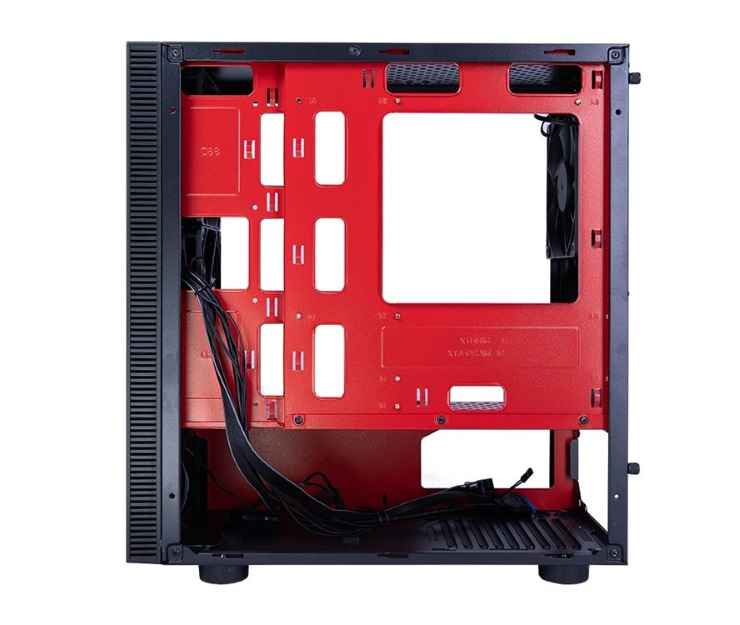 Case máy tính Tecware Nexus M Black Red