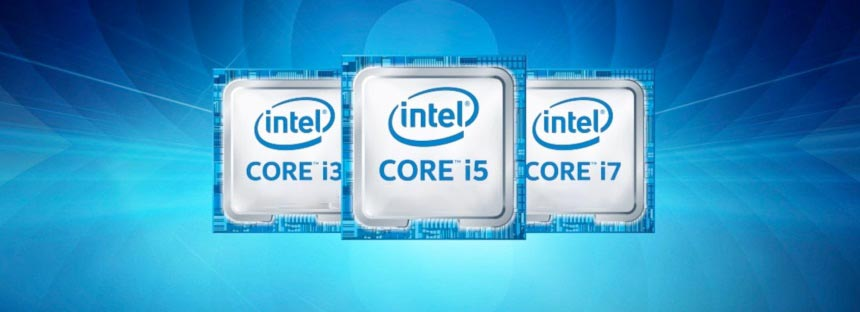 logo cpu intel core