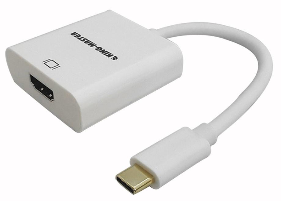 Cáp chuyển đổi Type C - HDMI Kingmaster KY-V008S