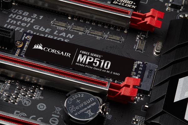 Cổng giao tiếp NVME PCIE M.2 GEN3 x4 tốc độ cao