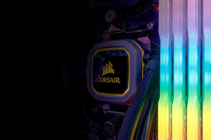 CORSAIR-VENGEANCE-RGB-PRO-chiếu sáng