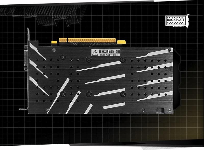 GALAX GeForce GTX 1660 6GB GDDR5