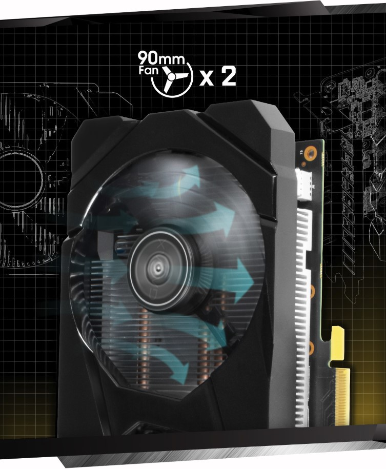 GALAX GeForce GTX 1660Ti 6GB GDDR6